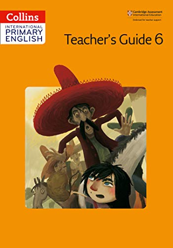 9780008147778: Collins International English Primary - Cambridge Primary English Teacher's Book 6