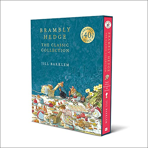 The Brambly Hedge Complete Collection: Barklem, Jill