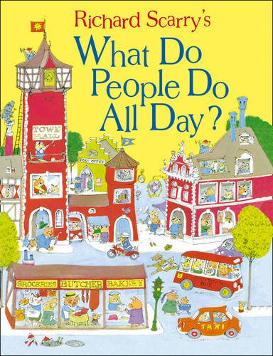 9780008147822: What Do People Do All Day?