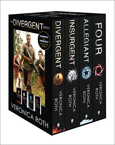 9780008149253: Divergent Series Box Set (books 1-4 plus World of Divergent)