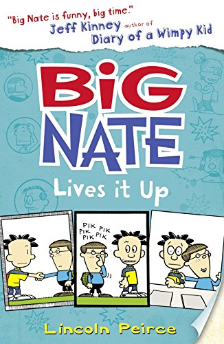 9780008149260: Big Nate Lives It Up