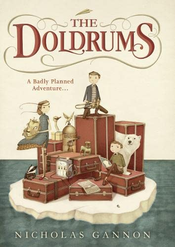 9780008149406: The Doldrums (The Doldrums, Book 1)