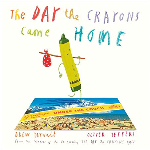 9780008149543: The Day The Crayons Came Home