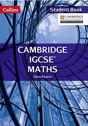 9780008150372: Cambridge IGCSE maths. Per le Scuole superiori (Collins Cambridge IGCSE)