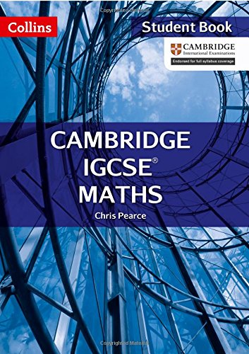 9780008150372: Collins Cambridge IGCSE - Cambridge IGCSE Maths Student Book