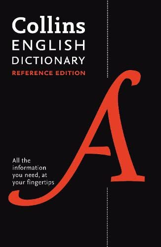 9780008150488: Collins English Dictionary: Reference Edition