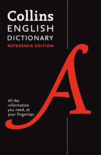 9780008150488: Collins English Dictionary Reference edition: 290,000 words and phrases