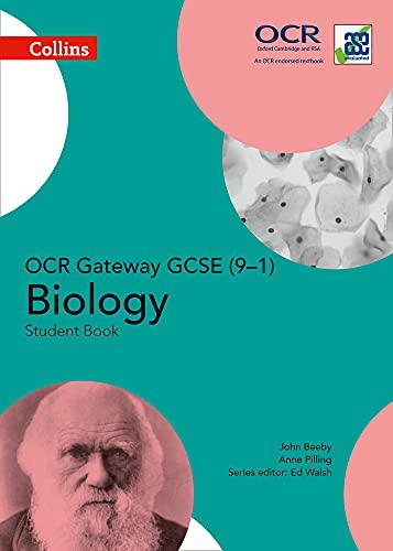 9780008150945: Collins GCSE Science – OCR Gateway GCSE (9-1) Biology: Student Book