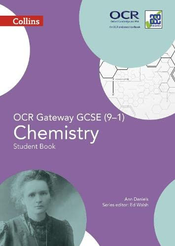 9780008150952: Collins GCSE Science – OCR Gateway GCSE (9-1) Chemistry: Student Book