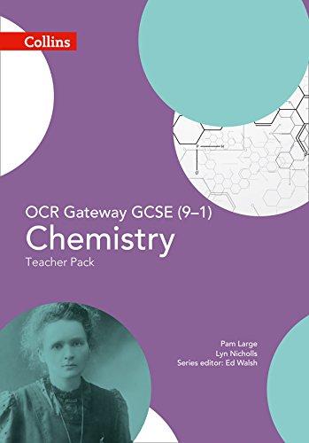9780008151034: Collins GCSE Science – OCR Gateway GCSE (9-1) Chemistry: Teacher Pack