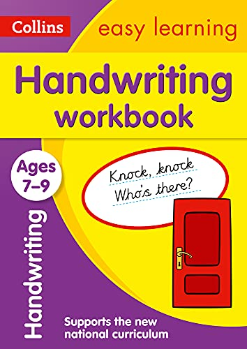 9780008151430: Collins Easy Learning KS2 - Handwriting Workbook Ages 7-9: New edition