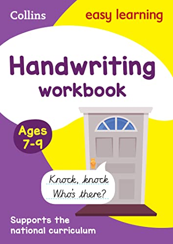 9780008151430: Handwriting Workbook: Ages 7-9 (Collins Easy Learning KS2)
