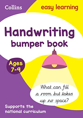 9780008151447: Handwriting Bumper Book Ages 7-9 (Collins Easy Learning KS2)
