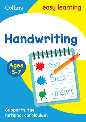 9780008151454: Handwriting: Ages 5-7 (Collins Easy Learning KS1)