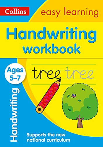 9780008151461: Collins Easy Learning KS1 - Handwriting Workbook Ages 5-7