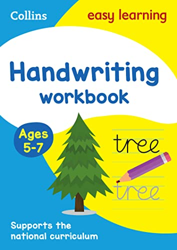 9780008151461: Handwriting Workbook: Ages 5-7 (Collins Easy Learning KS1)