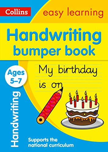 9780008151478: Handwriting Bumper Book: Ages 5-7 (Collins Easy Learning KS1)