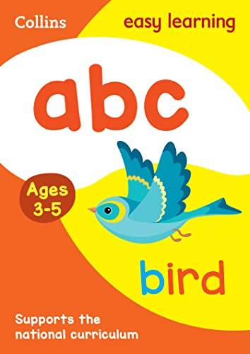 9780008151508: Collins Easy Learning Preschool ? ABC Ages 3-5: New Edition