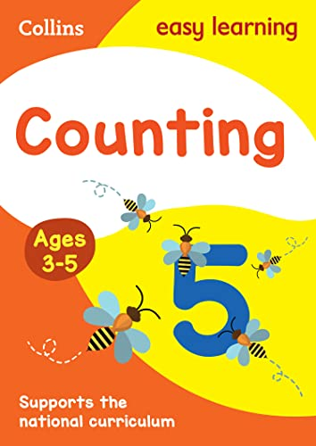 9780008151522: Collins Easy Learning Preschool - Counting Ages 3-5: New Edition