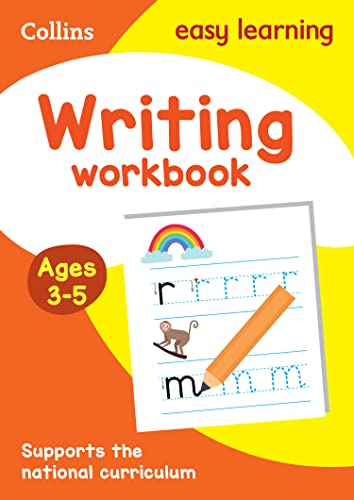 9780008151621: Writing Workbook: Ages 3-5 (Collins Easy Learning Preschool)