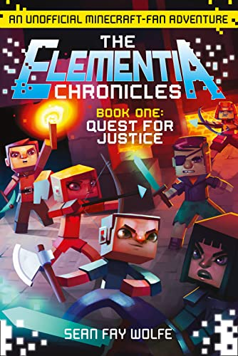 9780008152864: Quest for Justice (The Elementia Chronicles)