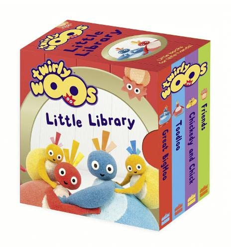 9780008154028: Twirlywoos Little Library