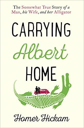 9780008154240: Carrying Albert Home /book