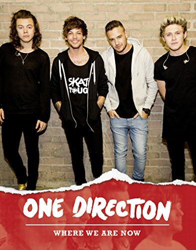 9780008154264: One Direction: Where We Are Now