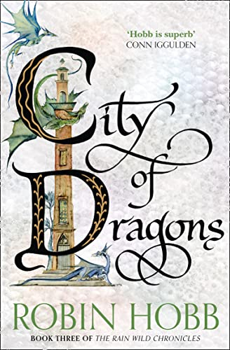 9780008154417: CITY OF DRAGONS-RAIN WILD C_PB