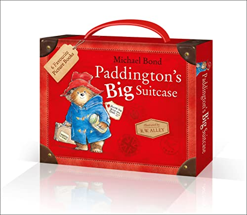 9780008154523: Paddington's Big Suitcase