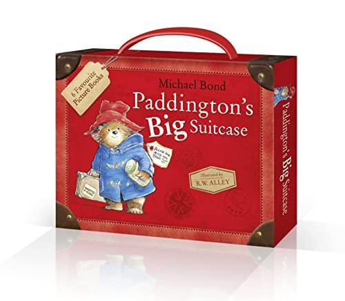 9780008154523: Paddington's Big Suitcase