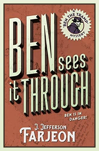 9780008155940: Ben Sees It Through