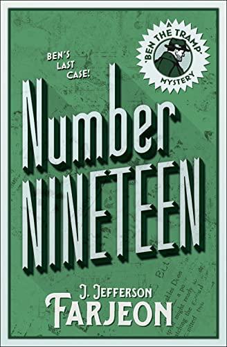 9780008156060: Number Nineteen: Ben's Last Case (Ben the Tramp Mysteries)