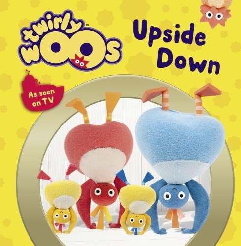 9780008156251: Upside Down (Twirlywoos)
