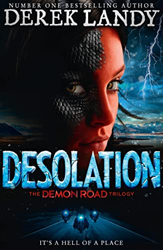 9780008156978: Desolation (The Demon Road Trilogy)