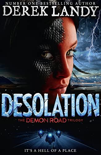 9780008156992: Desolation (The Demon Road Trilogy)