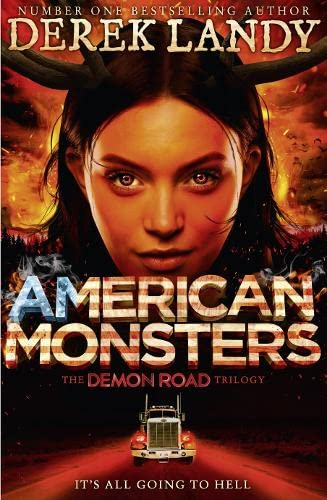 9780008157104: American Monsters (The Demon Road Trilogy)