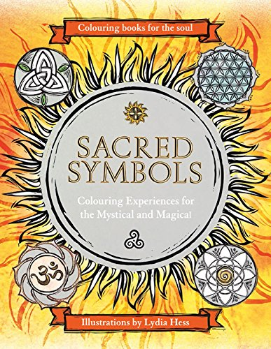 9780008157180: Sacred Symbols (Colouring Books for the Soul)