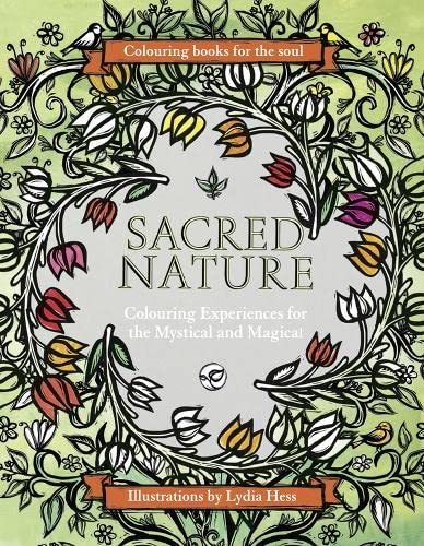 9780008157197: Sacred Nature (Colouring Books for the Soul)