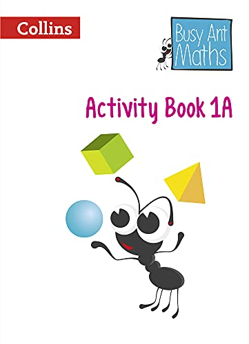 9780008157333: Busy Ant Maths European edition – Activity Book 1A