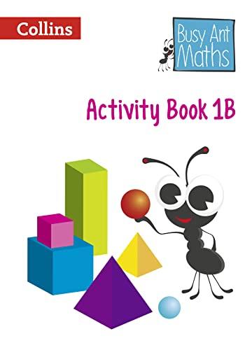 9780008157340: Busy Ant Maths European edition - Activity Book 1B