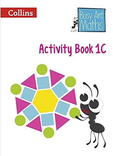 9780008157357: Busy Ant Maths European edition - Activity Book 1C