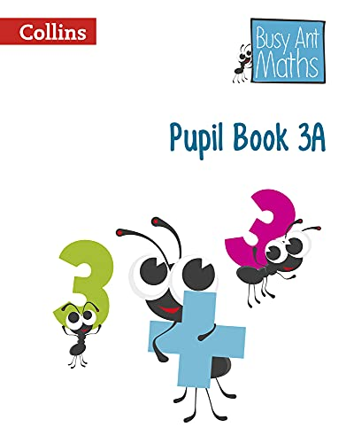 9780008157425: Busy Ant Maths European edition – Pupil Book 3A