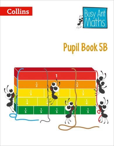9780008157517: Busy Ant Maths European edition – Pupil Book 5B