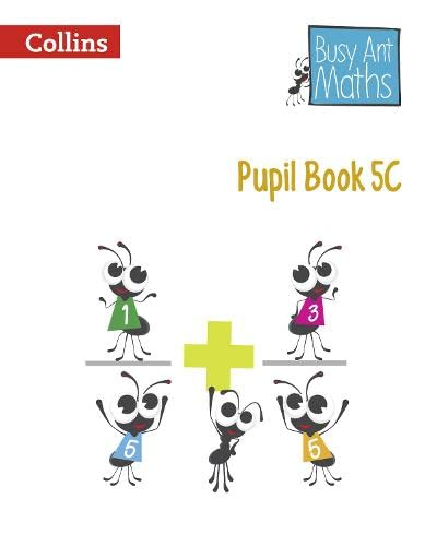 9780008157524: Busy Ant Maths European edition – Pupil Book 5C