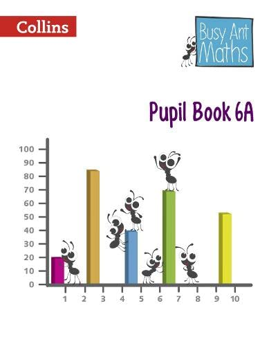 9780008157548: Busy Ant Maths European edition – Pupil Book 6A