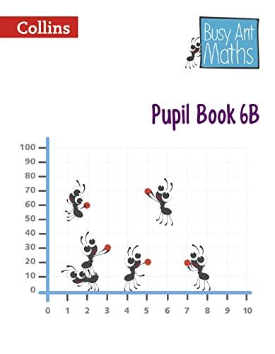 9780008157555: Pupil Book 6b: Pupil book 6B (Busy Ant Maths European Edition)