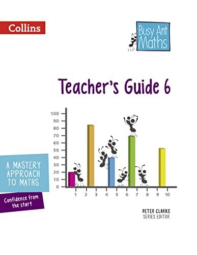 9780008157579: Busy Ant Maths European edition – Year 6 Teacher Guide Euro pack