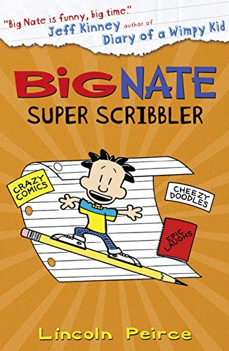 9780008157838: Big Nate Super Scribbler