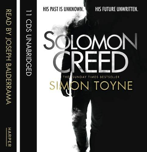 9780008158293: Solomon Creed